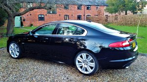 2009 Jaguar XFR 5.0 supercharged wih warranty For Sale