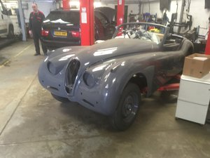 1953 Jaguar XK120 DH Coupe For Sale