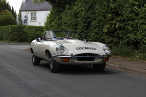 1968 Jaguar E-Type Series II 4.2 Roadster - Matching No's/Colour SOLD
