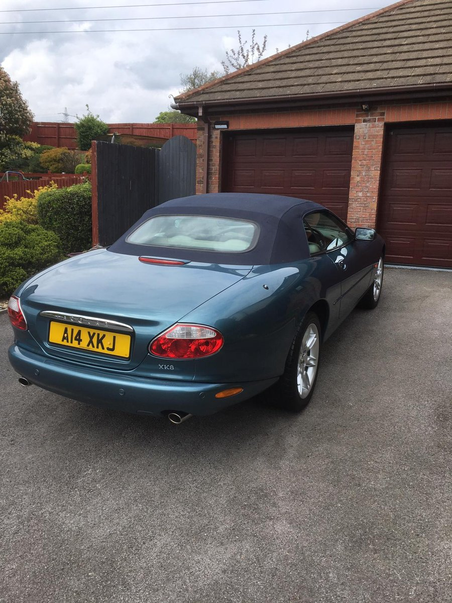 2001 Jaguar XK8 4.0 2dr For Sale (picture 1 of 6)