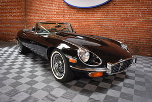 1972 Jaguar E-type Series III V12 Roadster For Sale