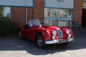 1956 Jaguar XK140 MC For Sale