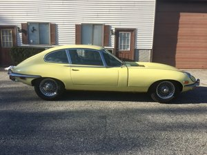 1970, e type 2+2 Manual car. Last owner since 1992.