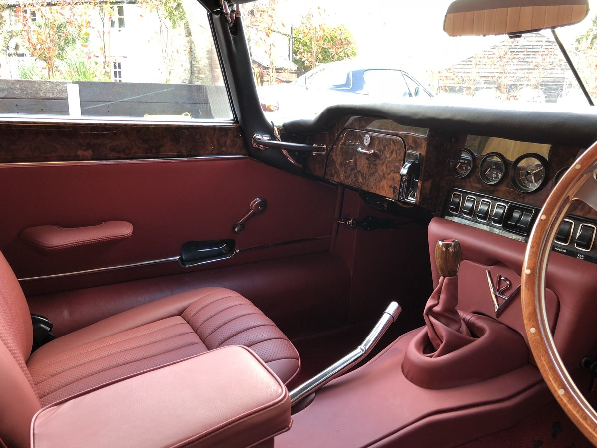 1973 Jaguar E-Type series 3 For Sale (picture 3 of 6)