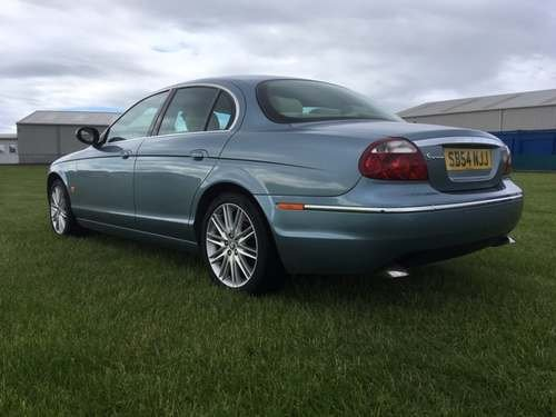 2004 Jaguar S-Type SE Diesel A at Morris Leslie Auction 25th May SOLD by Auction (picture 2 of 4)