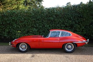 1970 Jaguar E-Type S2 FHC Matching Numbers UK Supplied For Sale