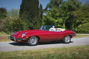 1969 Jaguar Type E 4.2L Cabriolet For Sale by Auction