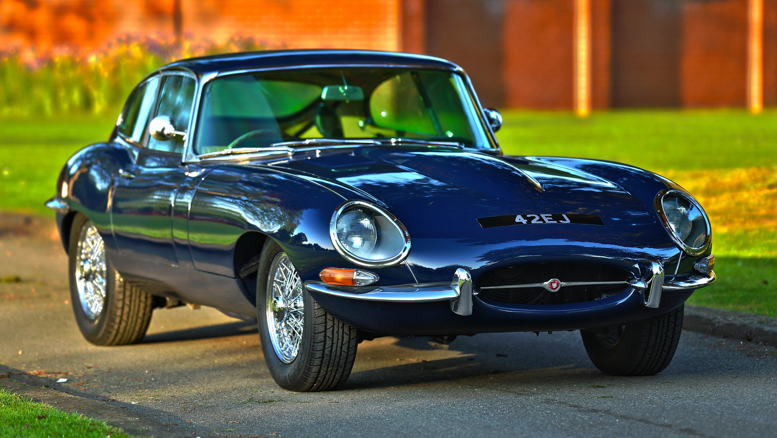 1965 Jaguar E Type Series 1 4.2-Litre Coupe For Sale (picture 1 of 6)