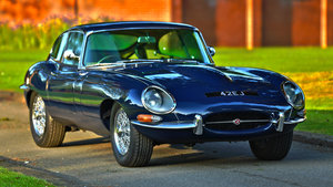 1965 Jaguar E Type Series 1 4.2-Litre Coupe