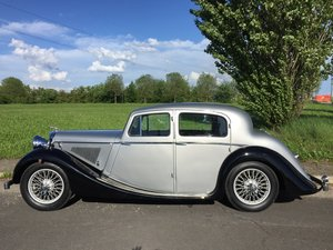 1947 Jaguar 1 1/2 litre Mark IV For Sale