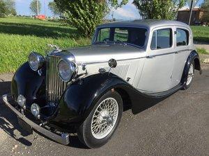 1947 Jaguar 1 1/2 litre Mark IV For Sale (picture 2 of 6)