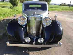 1947 Jaguar 1 1/2 litre Mark IV For Sale (picture 3 of 6)