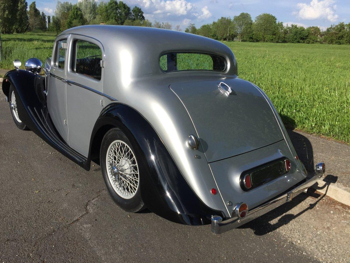 1947 Jaguar 1 1/2 litre Mark IV For Sale (picture 4 of 6)