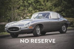 1964 Jaguar E-Type Series 1 3.8 FHC - Superb & Original For Sale by Auction