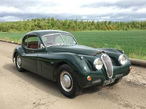 1956 Jaguar XK140 at Morris Leslie Auction 25th May For Sale by Auction