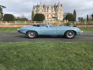 1970 Jaguar E Type roadster  For Sale