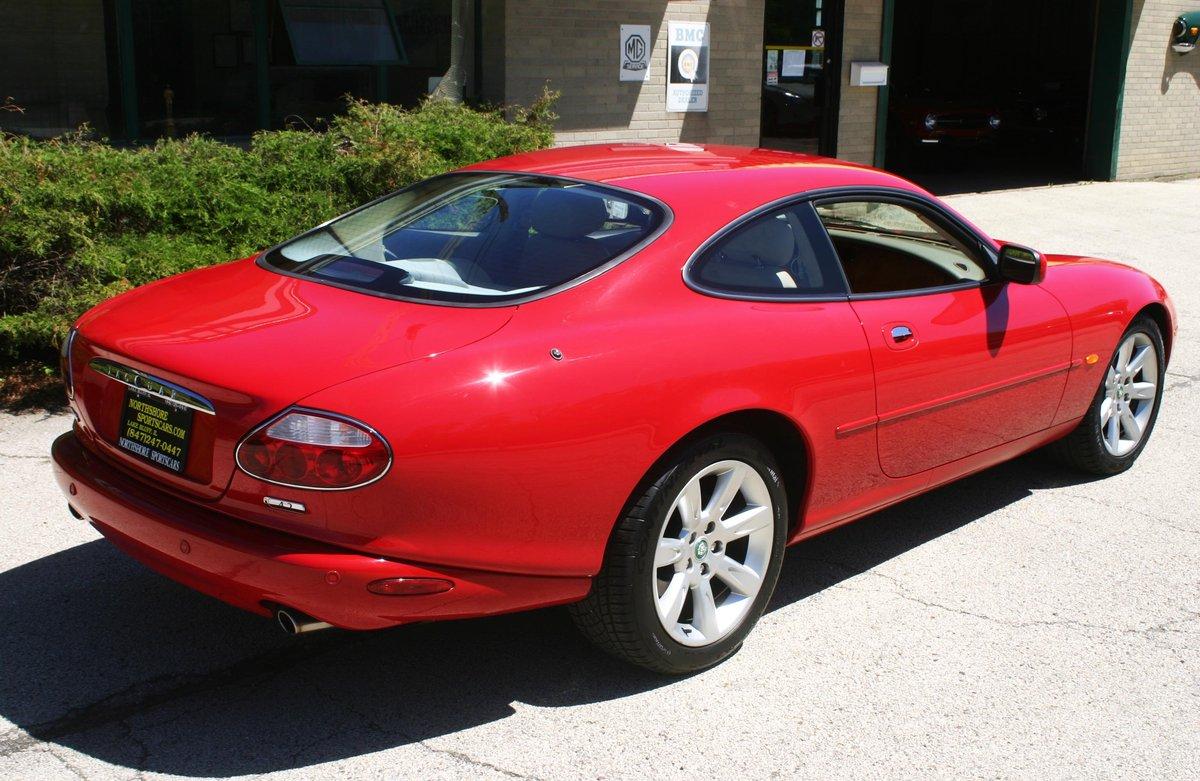 2003 Jaguar XK8 For Sale (picture 3 of 6)