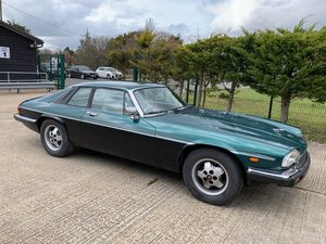 1984 Jaguar XJS V12 SOLD