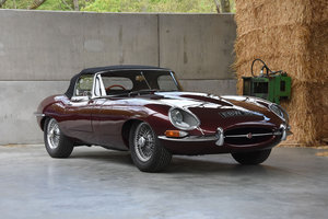 1964 Jaguar E-type Series 1 3.8 RHD OTS For Sale