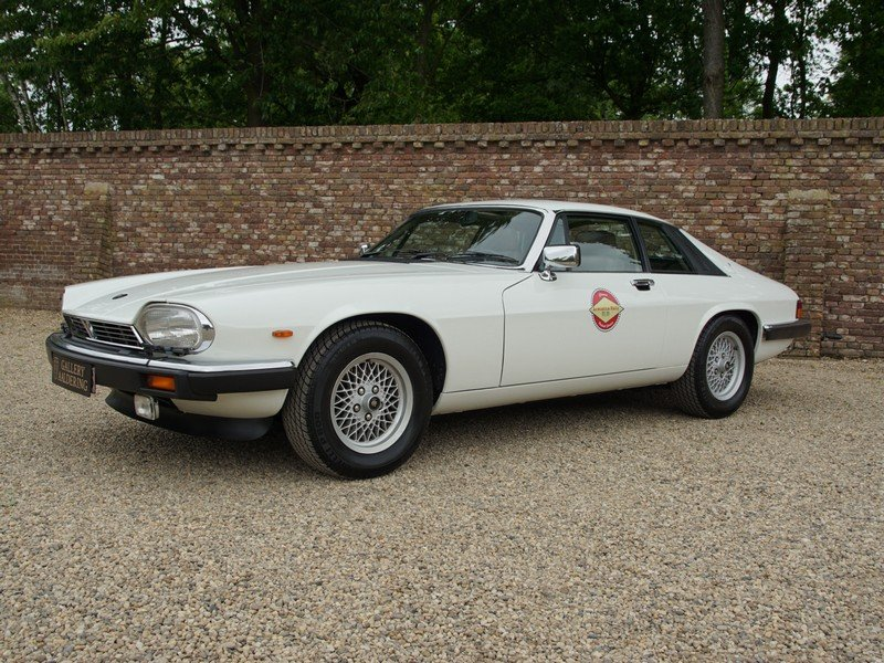 1988 Jaguar XJS 5.3 V12 HE Coupe German delivered, only 3 owners, For Sale (picture 1 of 6)