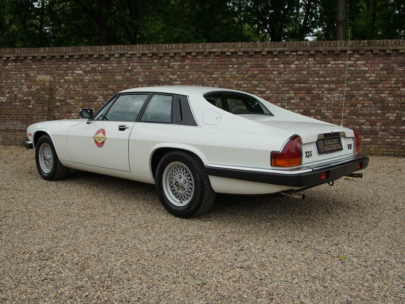 1988 Jaguar XJS 5.3 V12 HE Coupe German delivered, only 3 owners, For Sale (picture 2 of 6)