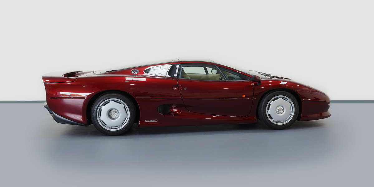 1992 Jaguar XJ220 For Sale (picture 1 of 6)