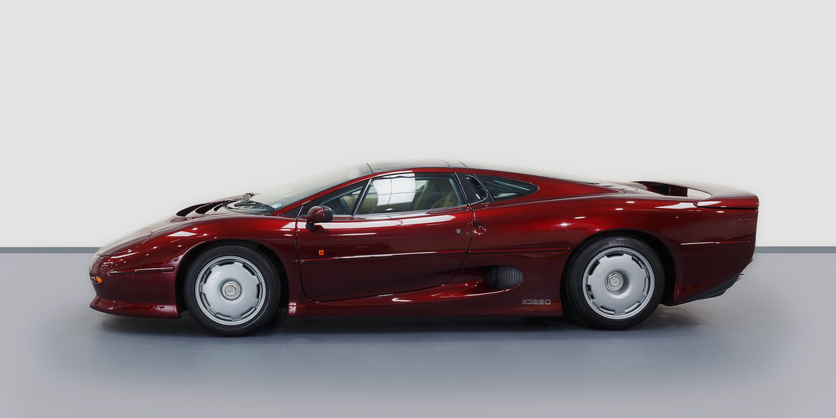 1992 Jaguar XJ220 For Sale (picture 3 of 6)