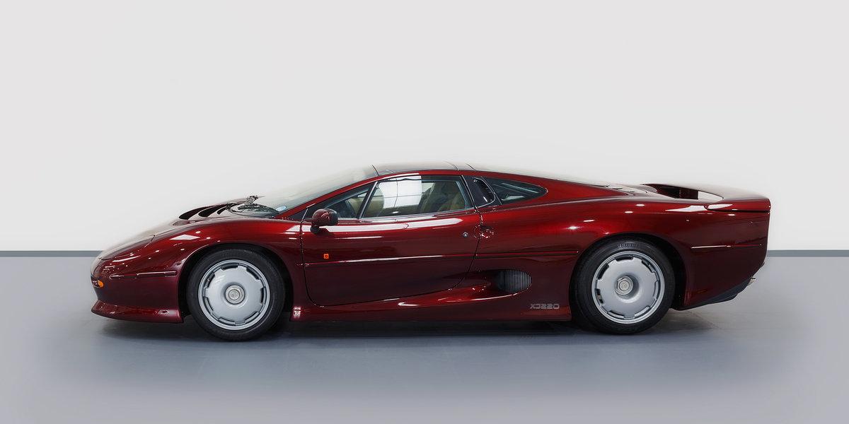 1992 Jaguar XJ220  For Sale (picture 3 of 6)