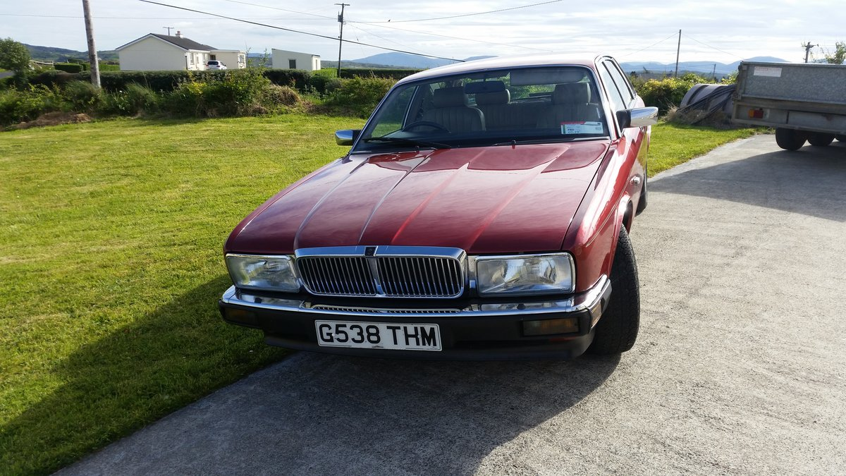 1989 Jaguar Xj6 Sovereign For Sale (picture 1 of 6)