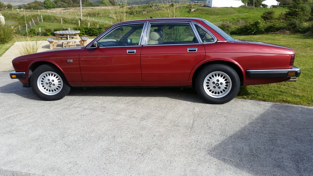 1989 Jaguar Xj6 Sovereign For Sale (picture 2 of 6)