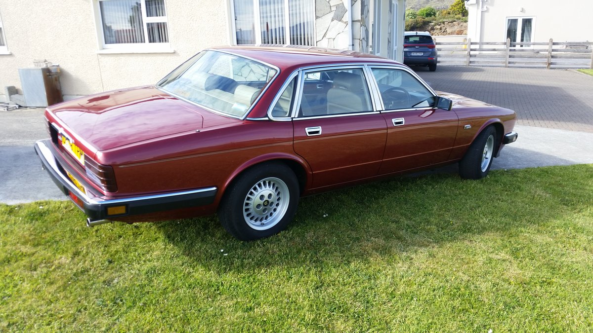 1989 Jaguar Xj6 Sovereign For Sale (picture 6 of 6)