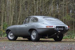 1961 Jaguar E-Type Series 1 3.8 Coupe RHD For Sale