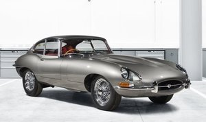 1964 Jaguar E-Type 3.8 Serie 1 Coupé RHD For Sale