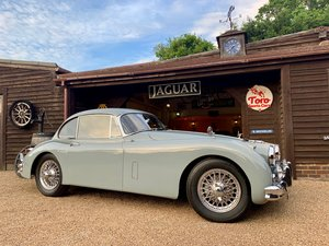 1958 JAGUAR XK150 3.4 F.H.C For Sale