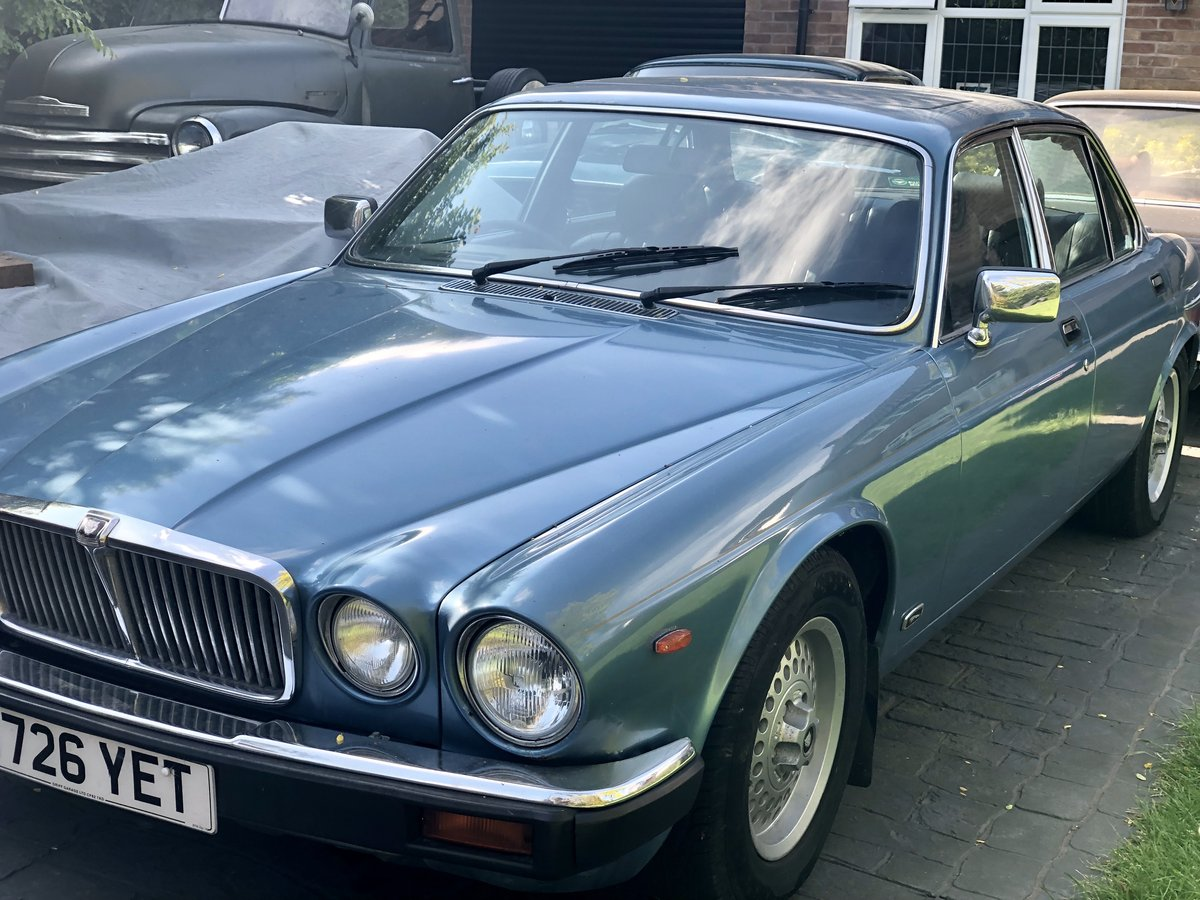 1984 Jaguar XJ6 magazine featured For Sale (picture 1 of 5)