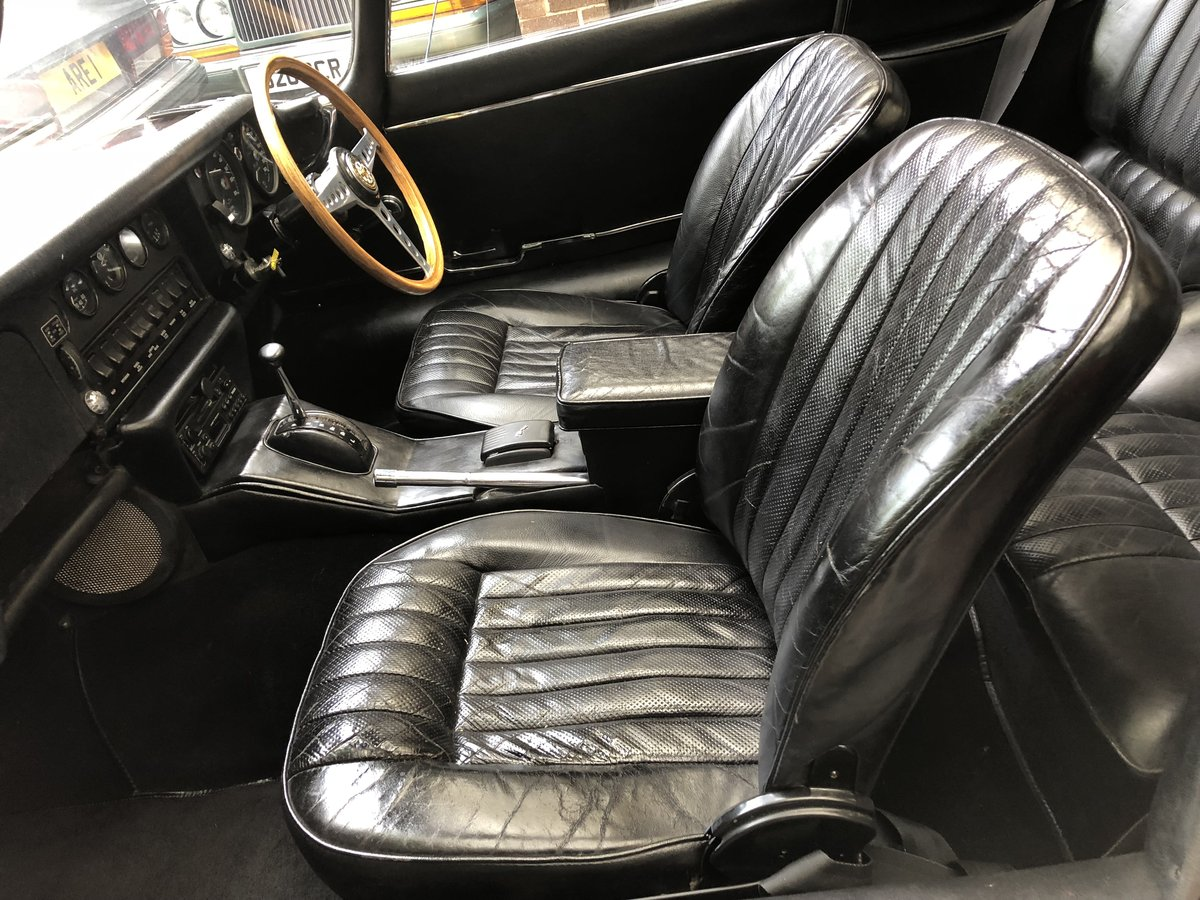 1969 JAGUAR E TYPE SERIES II 2+2 Coupe Automatic For Sale (picture 6 of 6)