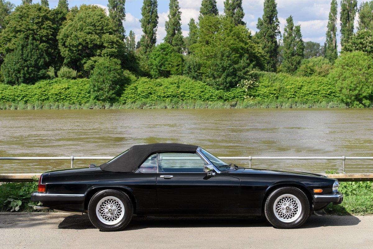 1989 Jaguar XJS Convertible SOLD (picture 7 of 12)