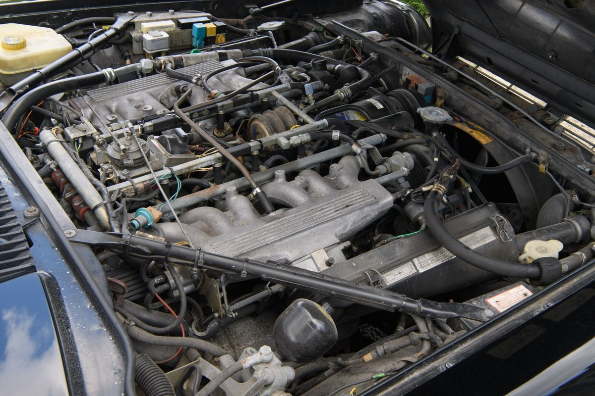 1989 Jaguar XJS Convertible SOLD (picture 11 of 12)