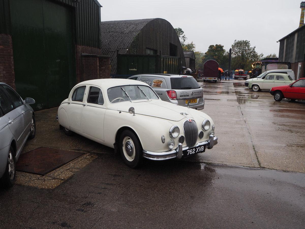 1958 Jaguar Mark 1 in pristine condition For Sale   Car ...