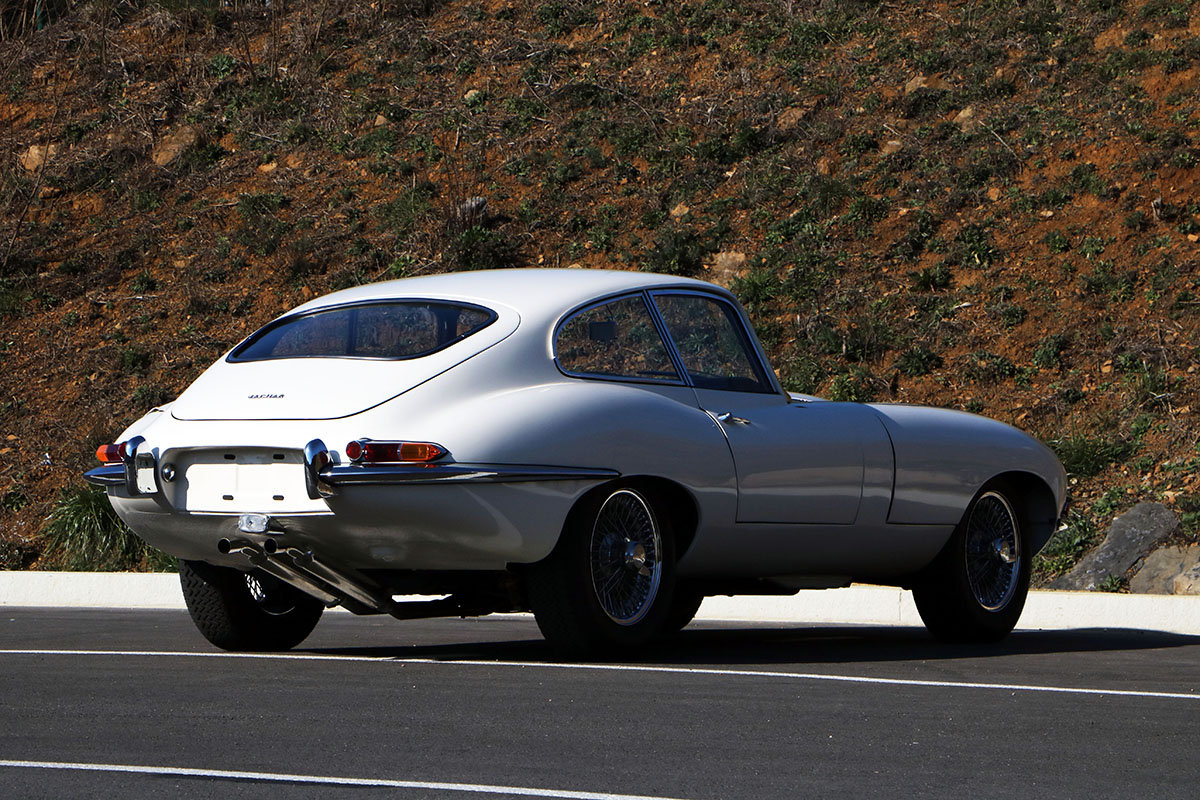 1962 Jaguar E Type 3.8l serie1 For Sale (picture 3 of 6)