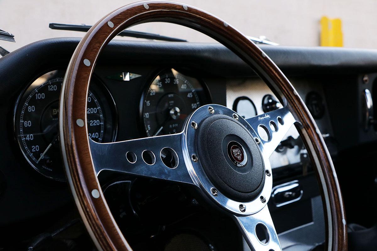 1962 Jaguar E Type 3.8l serie1 For Sale (picture 4 of 6)