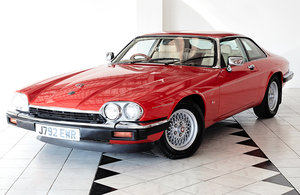 1992 JAGUAR XJS 4.0 COUPE For Sale