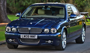 2008  Jaguar XJ8 Executive 4.2L