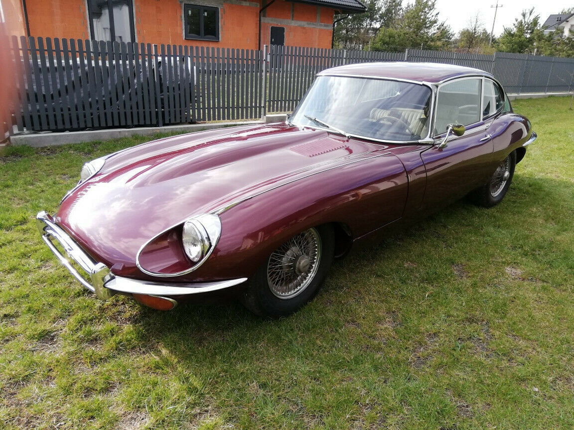Picture of 1969 Jaguar E-type  4.2 L  2 + 2 For Sale
