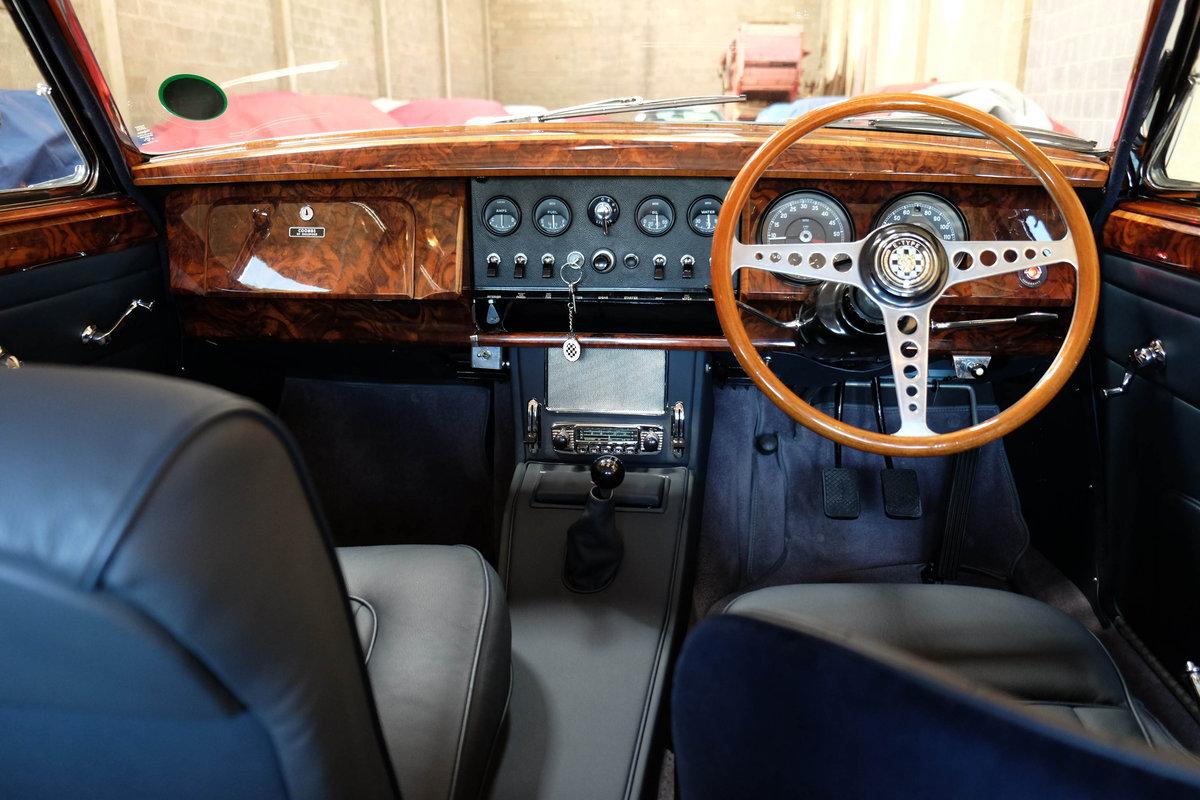 1961 Jaguar MK2 3.8 Original Coombs For Sale (picture 4 of 4)