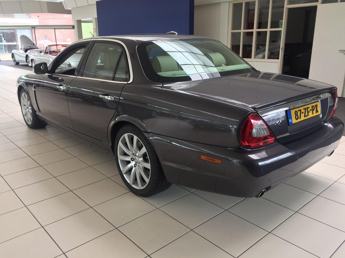 2008 Jaguar XJ V8 Sovereign   € 34.900 For Sale (picture 1 of 6)