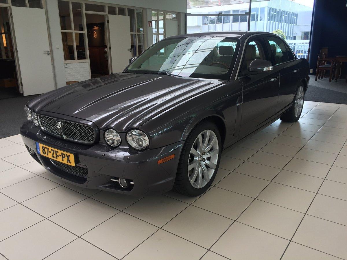 2008 Jaguar XJ V8 Sovereign   € 34.900 For Sale (picture 2 of 6)