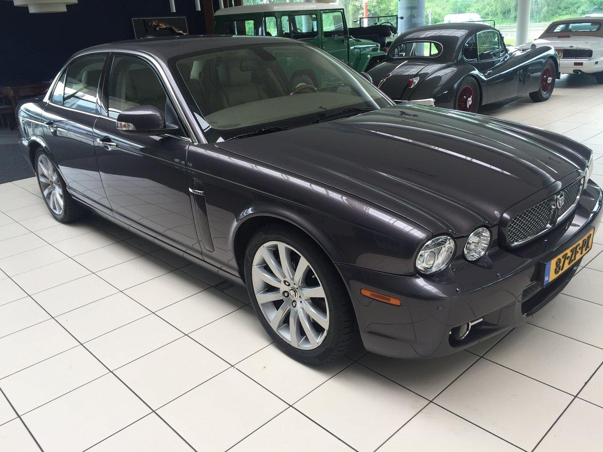 2008 Jaguar XJ V8 Sovereign   € 34.900 For Sale (picture 3 of 6)