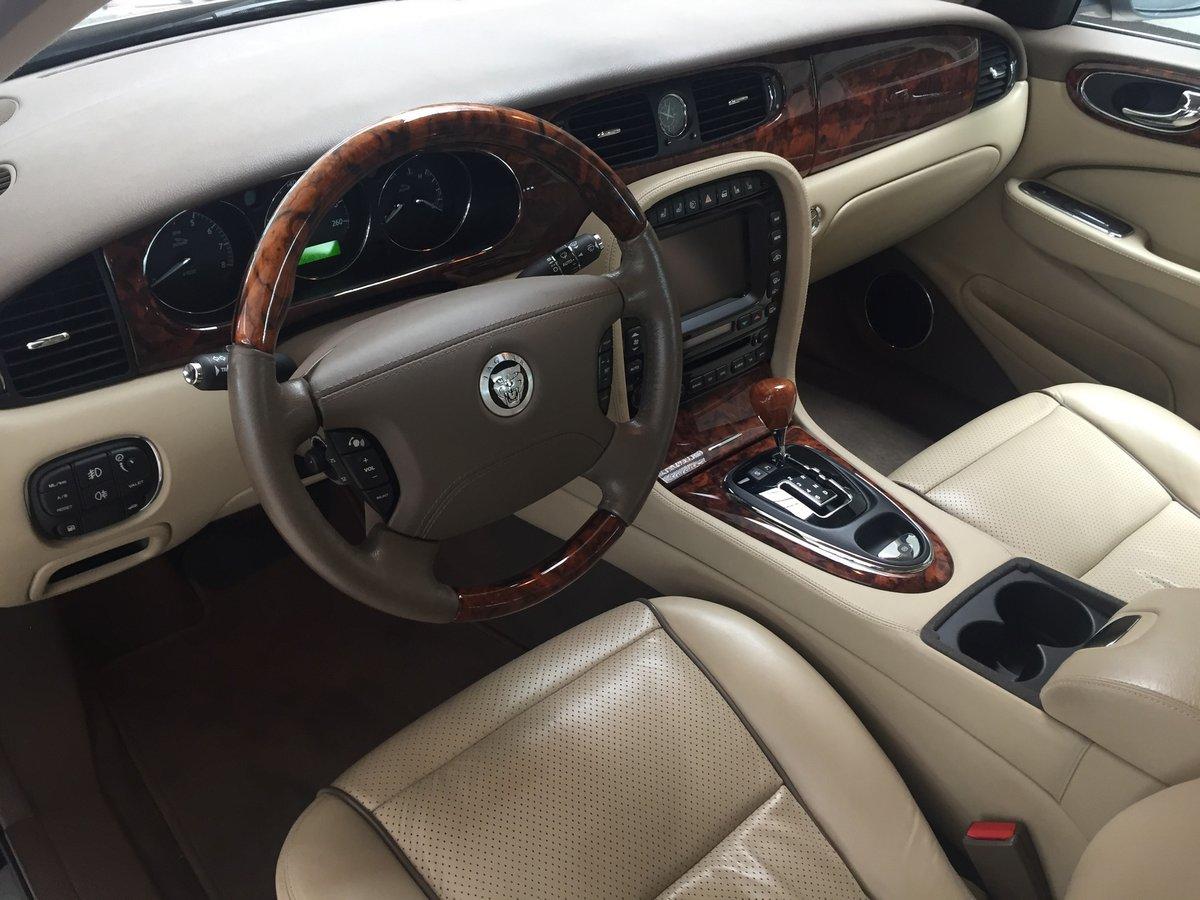 2008 Jaguar XJ V8 Sovereign   € 34.900 For Sale (picture 4 of 6)