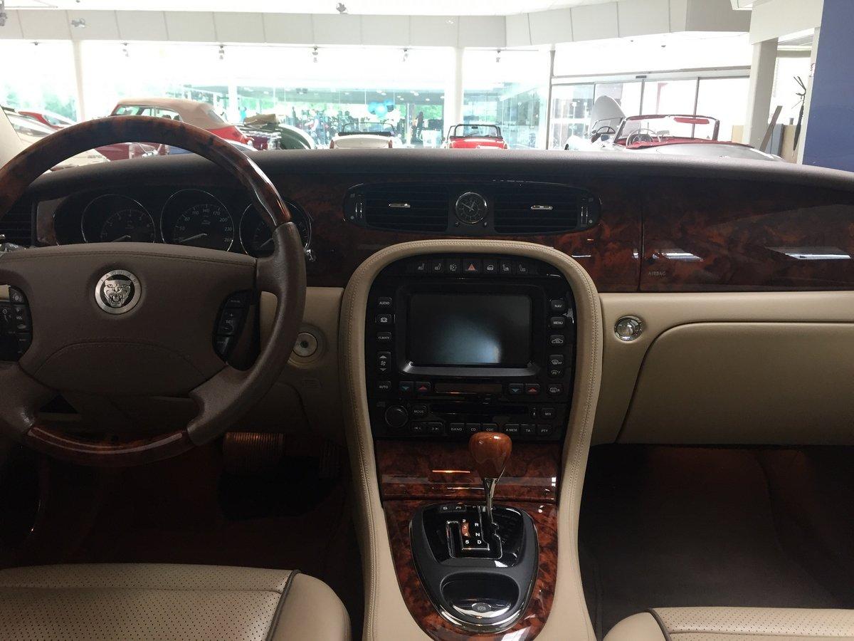 2008 Jaguar XJ V8 Sovereign   € 34.900 For Sale (picture 6 of 6)